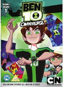 Ben 10-Omniverse [Import]