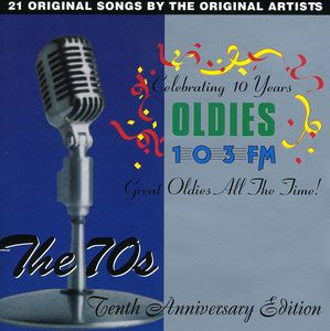 Wods 10th Anniversary 3: Best of 70's /  Various