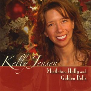 Mistletoe Holly & Golden Bells