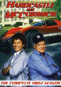 Hardcastle and McCormick: The Complete First Season [Import]