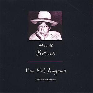 I'm Not Anyone