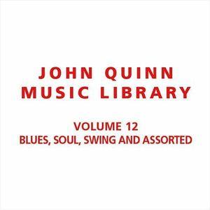 Blues Soul Swing & Assorted 12