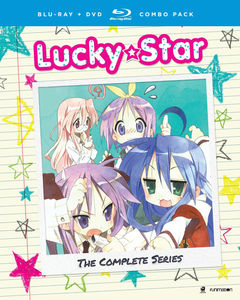 Lucky Star: The Complete Series + OVA