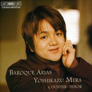 Baroque Arias: Bach, Handel, Ahle
