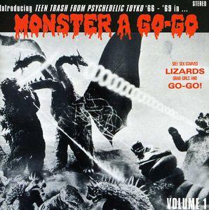 Monster a Go-Go 1 /  Various