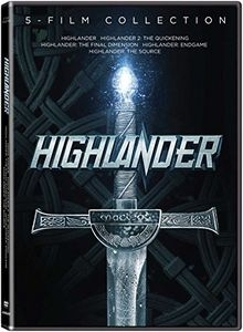 Highlander: 5-Film Collection