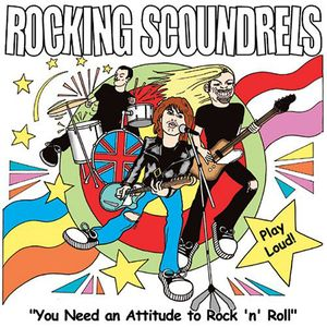 You Need An Attitude to Rock 'N' Roll
