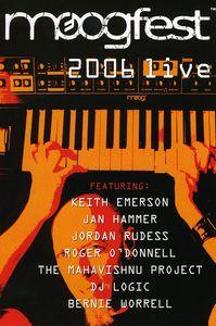 Moogfest 2006: Live