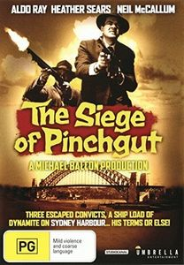 Siege of Pinchgut [Import]