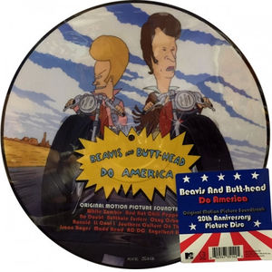 Beavis and Butt-head Do America (Original Motion Picture Soundtrack)