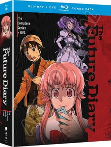 Future Diary: The Complete Series + OVA