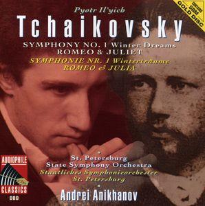 Tchaikovsky: Sym No 1 /  Romeo & Juliet