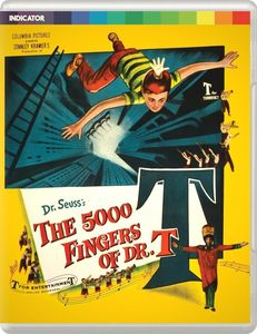 The 5,000 Fingers of Dr. T. (Limited Edition) [Import]