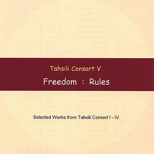 Tahsili Consort V-Freedom: Rules