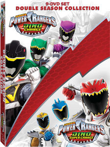 Power Rangers Dino Charge and Dino Super Charge Collection