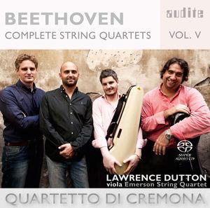 Beethoven: Complete String Quartets 5