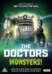 Doctors: Monsters! [Import]