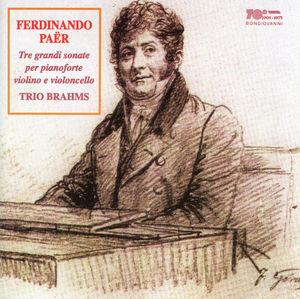 Tre Grandi Sonate
