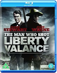 Man Who Shot Liberty Valance [Import]