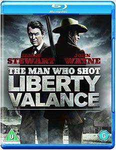 Man Who Shot Liberty Valance [Import]