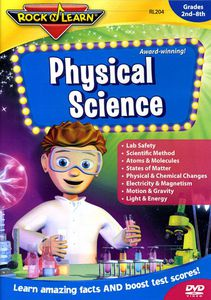 Rock N Learn: Physical Science