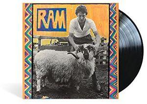 Ram , Paul McCartney & Linda