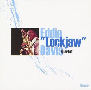 Eddie Lockjaw Davis Quartet [Import]