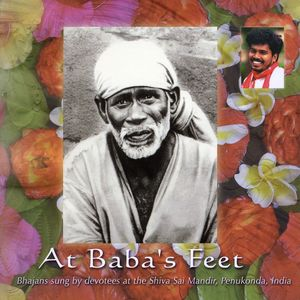 At Baba's Feet
