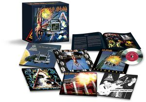 The CD Collection: Volume One , Def Leppard