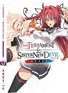 The Testament Of Sister New Devil Burst: Season Two + Ova