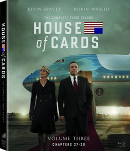 House of Cards: The Complete Third Season