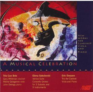 Musical Celebration: New Works for Clarinet Viola