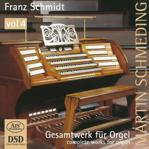 Comp Works for Organ Vol 4