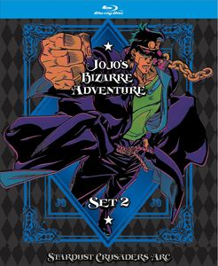 Jojo's Bizarre Adventure Set 2: Stardust Crusaders