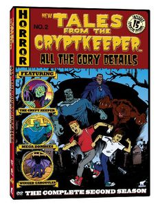 Tales From the Cryptkeeper: The Complete Second Season: All the Gory Details