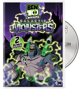Ben 10 Omniverse - Galactic Monsters