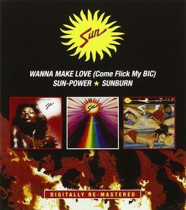 Wanna Make Love / Sun-Power/ Sunburn [Import]