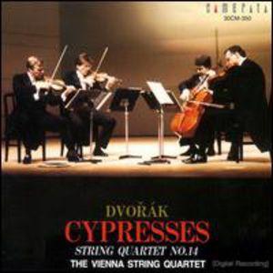 Cypresses For String Quartet