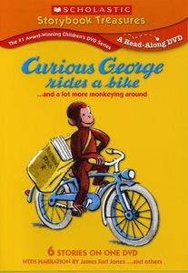 Curious George Rides a Bike...And More Monkeying Around