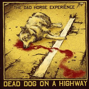 Dead Dog on a Highway