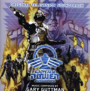 Captain Power and the Soldiers of the Future (Original Television Soundtrack)