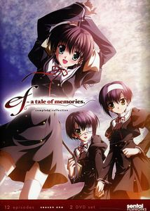 Ef: A Tale of Memories Complete Collection