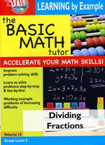 Basic Math Tutor: Dividing Fractions