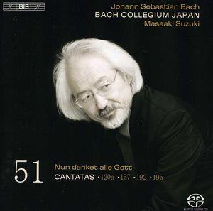 Cantatas 51