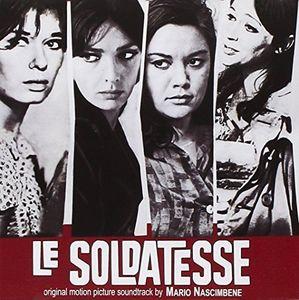 Le Soldatesse (The Camp Followers) /  Vado a Vedere Il Mondo Capisco Tutto E Torno (Original Soundtracks) [Import]
