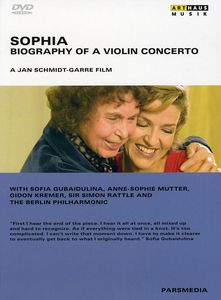 Sophia: Biography of a Violin Concerto