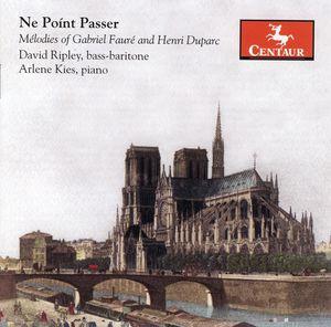 Ne Point Passer: Melodies