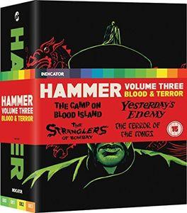 Hammer:: Volume Three: Blood & Terror [Import]