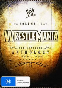 Vol. 2-Wrestlemania Anthology [Import]