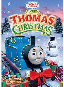 Thomas and Friends: A Very Thomas Christmas